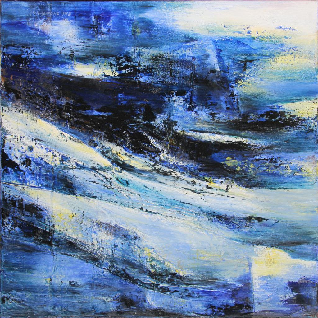 Shi Zhong Gui - Art Works - Oil Paintings - 60cm x 60cm