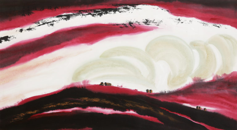 Shi Zhong Gui - Art Works - Chinese Paintings - Tibet