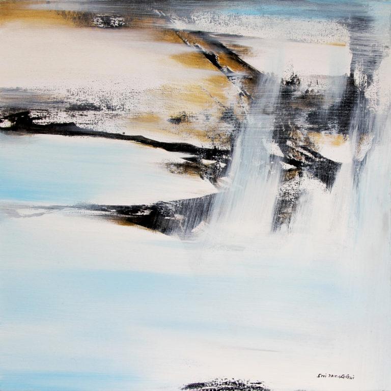 Shi Zhong Gui - Art Works - Oil Paintings